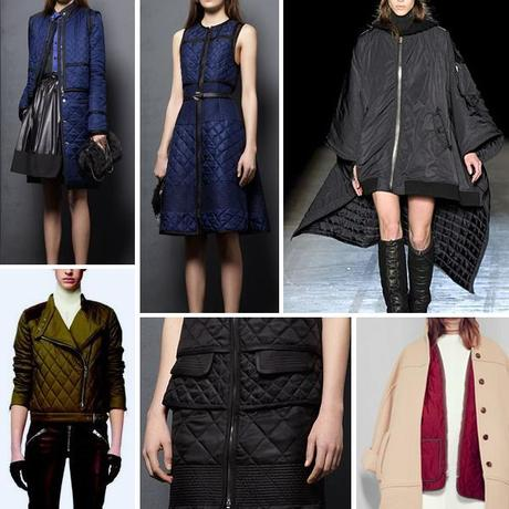 Style bits: today we talk about QUILTED!