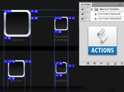 Icon Template: Creare facilmente Icone