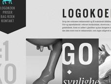 Esempi creativi portfolio minimal