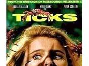 Ticks-larve sangue