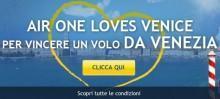 Air One: e-Coupon volo gratis esclusivo!
