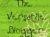 Versatile blogger award ancora mare