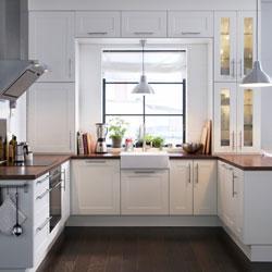 Cucina ergonomica e funzionale. - Questioni di Arredamento