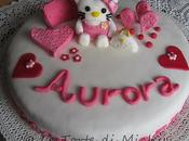 Torta Sweet Hello Kitty