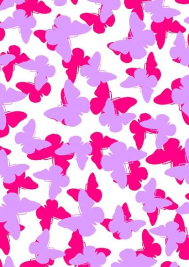 Delle farfalle per decorare i vostri muri paperblog for Tappezzeria per muri