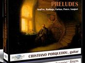 Brilliant Classics will distribute 'Novecento Guitar Preludes'