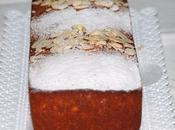 Plum cake lime mandorle