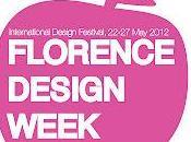 News: Iscrizioni aperte partecipare alla edizione FLORENCE DESIGN WEEK. Scadenza domande febbraio 2012