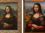 Foto Gioconda, l'originale copia: confronto