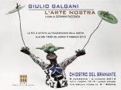 L'arte Nostra Giulio Galgani, cura Giovanni Faccenda