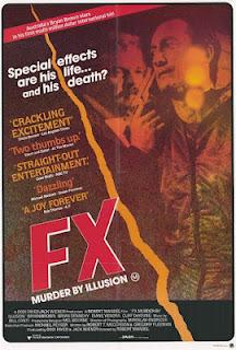 F/X (aka: Murder by Illusion) - F/X Effetto Mortale
