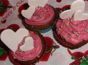 Cupcakes Cuori Mela Cannella