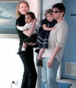 6 febbraio 2001: Divorzio Nicole Kidman e Tom Cruise