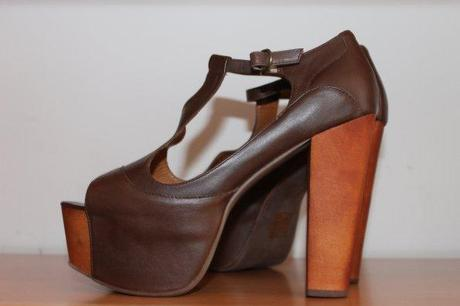 Jeffrey Campbell Foxy Wood