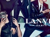 Lanvin ss2012 steven meisel