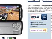 Super offerta Sony Ericsson Xperia Play Unieuro prezzo