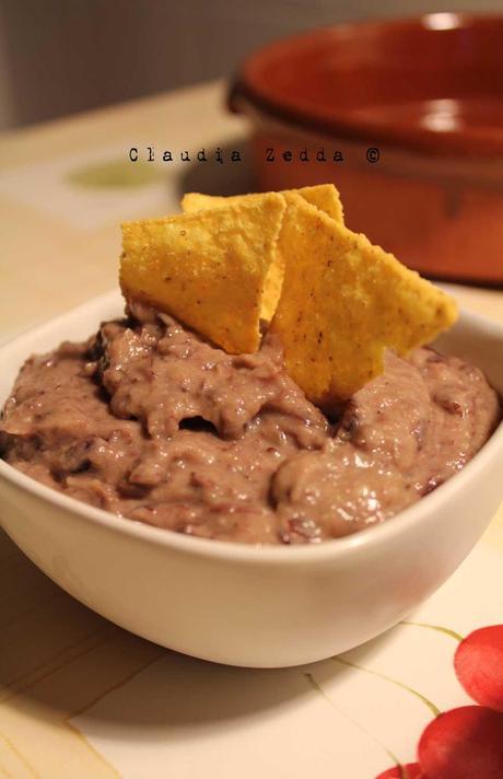 Crema di fagioli ricette messicane paperblog for Ricette messicane