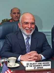 8 febbraio 1999: Funerali Re Hussein di Giordania