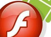 Chrome mobile Android supporterà flash player