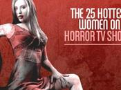 donne True Blood nella classifica Hottest Women Horror Shows""