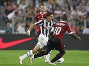 Milan-Juventus semifinale d'andata della Coppa Italia 2012