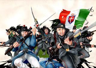 l'indipendenza italiana in 1/72