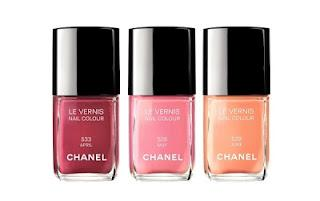 CHANEL: Collection Harmonie de Printemps