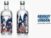 Absolut Vodka: bottiglia Jamie Hewlett, l'artista Gorillaz