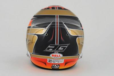 Bell HP3 R.Grosjean 2012 by Aero Magic