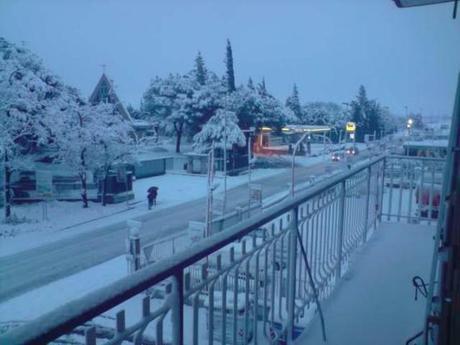 In arrivo neve e ghiaccio, Roma, attivo piano emergenza