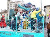Carnevale Cecina 2012: Date