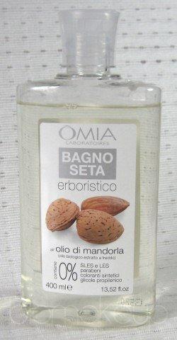 Review omia laboratoires prodotti per il corpo paperblog - Omia bagno seta olio di jojoba inci ...