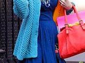 Sarah Jessica Parker super colorata soffia parte Demi Moore!