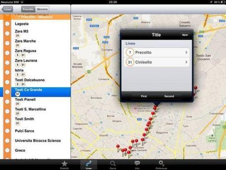 Area C: una App per non sbagliare