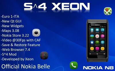 Xeon S^4 v2.5 disponibile sul nostro forum!