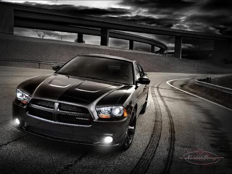 Dodge Charger Blacktop - MY 2012