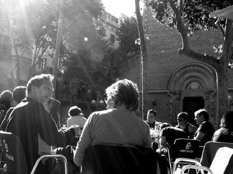 Piazze del quartiere gracia a barcellona paperblog for Quartiere gracia barcellona