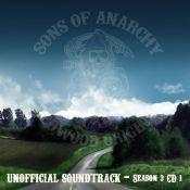 Sons Anarchy Unofficial Soundtrack S3-CD