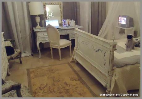 La mia nuova camera da letto pre gustaviana paperblog - In camera mia ...
