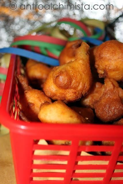 Frittelle con grana e salame paperblog for Friggitrice piccola