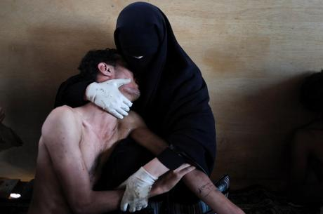 Ecco i vincitori del World Press Photo 2012