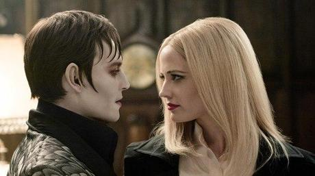 Eva Green e Johnny Depp in una nuova foto da Dark Shadows