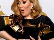 Adele sbanca Grammy Awards 2012: premi nomination!