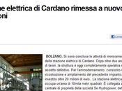 Flavio Cattaneo (Terna): Stazione elettrica Cardano rimessa nuovo milioni