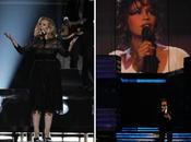 americani Grammy Awards 2012 tributo Whitney Houston trionfo Adele