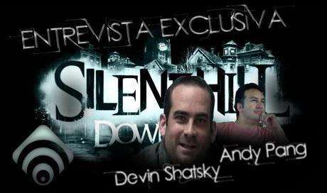 Shatsky e Pang (SH: Downpour) intervistati