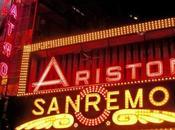 """stasera Festival Sanremo valletta infortunata scontro """"Amici"""""""