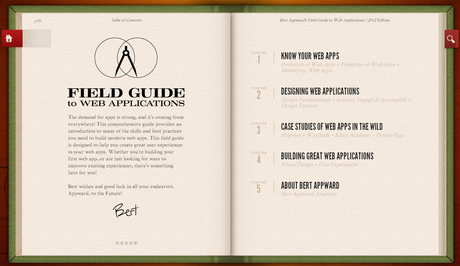 Google: Field Guide to Web Applications