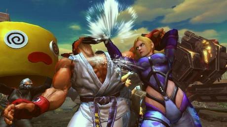 Street Fighter X Tekken, su pc arriverà (in Europa) il 21 maggio