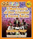Storie Merenda all'Officina Dinamo: Matrimonio Cristobal Donna Rosita